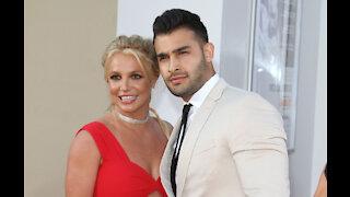 Britney Spears' boyfriend Sam Asghari reveals he tested positive for coronavirus