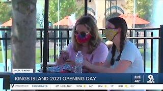 Kings Island opens 2021 season today