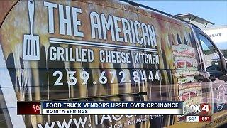 Mobile food vendors want Bonita Springs ordinance revised
