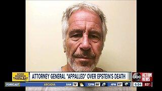 Jeffrey Epstein's suicide sparks fresh round of conspiracy theories