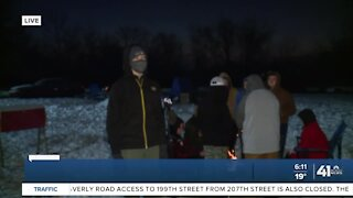 Local troop camps out to raise awareness for homelessness