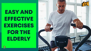 Top 3 Best Exercises For The Elderly