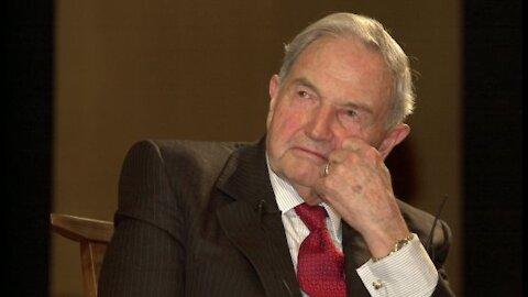 Cómo David Rockefeller se burla del TRÁGICO evento del 11 de Septiembre de 2001