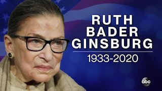 Special Report: Ruth Bader Ginsburg dies at 87