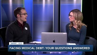 Facing medical debt: Your questions answered