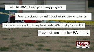 community supports broken arrow family