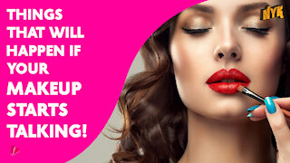 What If Your Makeup Could Talk?