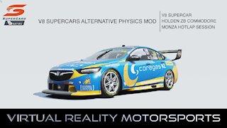 ASSETTO CORSA V8 Supercars Alternative Physics Mod