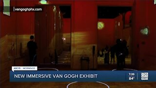 New immersive Van Gogh exhibit opens Thursday in Scottsdale