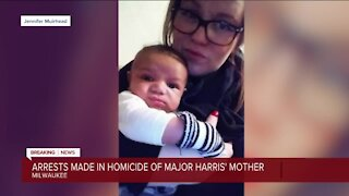Milwaukee police say they made arrests in homicide of Major Harris' mother
