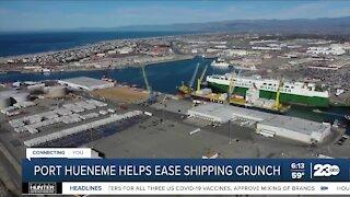 Port Hueneme looks to ease SoCal cargo ship congestion
