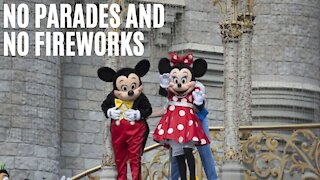A Socially-Distanced Disney World Is Actually Kind Of Eerie