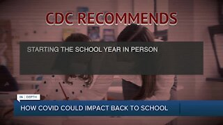 How Covid Could Impact Back to School