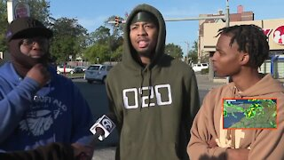 Three young men on a mission to clean the streets of Buffalo
