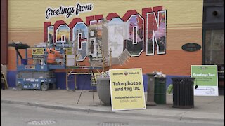 Bright Walls back with more murals, music and events