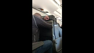 American Airlines passengers brace for emergency landing