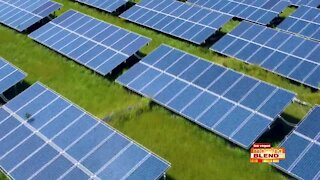 The Power Of Solar & Wind - The Road To Carbon Neutrality