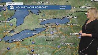 7 First Alert Forecast 5 p.m. Update, Friday, September 17