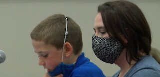 Indian River County School District mandates masks for K-8 students only