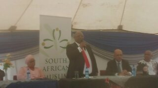 SOUTH AFRICA - Durban - Deputy Chief Justice Raymond Zondo charity event (Videos) (9pS)