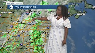 7 First Alert Forecast 5 p.m. Update, Tuesday, August 21