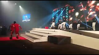 SOUTH AFRICA - Durban - Sport Award ceremony (Videos updated) (4A6)