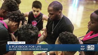 Helping Kids Go Places: Ball God Youth Sports