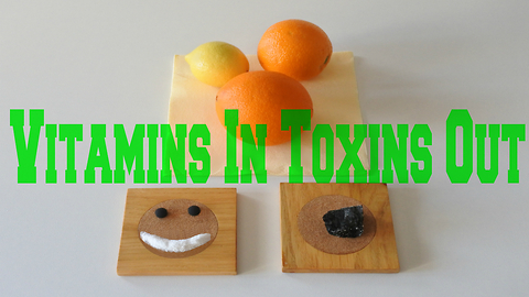 How to remove pesticides and toxins from fruit