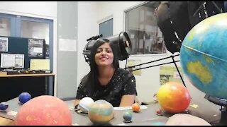 SOUTH AFRICA - Durban - Graduate Chevarra Hansraj makes history (Video) (xRK)