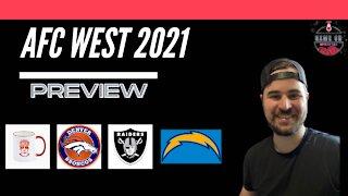 Las Vegas Raiders 2021 Preview