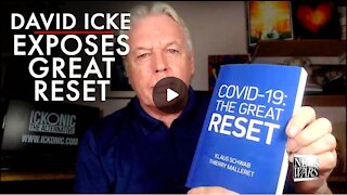 David Icke Exposes The Great Reset With Alex Jones