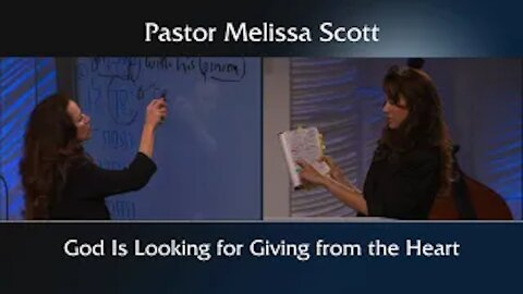 Matthew 5:20 God Is Looking for Giving from the Heart