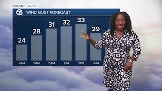 7 First Alert Forecast 6 p.m. Update, Sunday, August 26