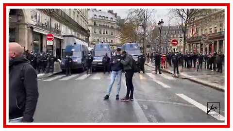 LIVE - Demo Gelbwesten Paris