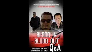 Damian Chapa/MIklo Q&A Blood In Blood Out Years