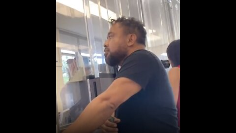 Man Is Racially Profiled While Trying To Cash His Pay Check!