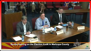 Senate Hearing on Election Audit in Maricopa County, Arizona - 2443