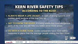 Kern River Safety Tips