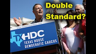 Texas Democrats infected with COVID given privacy not afforded to Republicans - Just the News Now