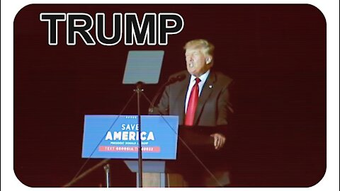 Uncensored Trump rally in Perry, Georgia 👍 Sept. 25, 2021