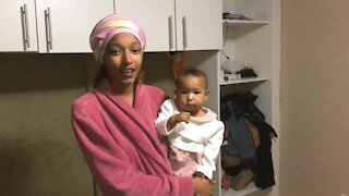 SOUTH AFRICA - Cape Town - Flooding aftermath during Eid(video) (Xrk)