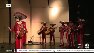 Celebrating Mexican Independence Day with Las Vegas High School's Mariachi Joya