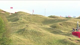 History of Whistling Straits