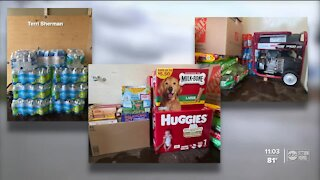Tampa Bay community helps Hurricane Ida victims in Louisiana