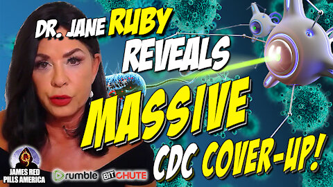 MOAB! Dr Ruby's Bombshell Reveals MASSIVE CDC Cover-Up: Delta Variant Comes From Getting Vaccinated!
