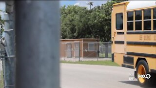 Family praises school's actions after daughter passed out on school bus in Lehigh Acres