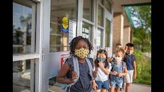American Academy of Pediatrics Demands Everyone Over 2 Wear a Mask in Schools