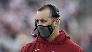 Washington State Football Coach Fired For Refusing To Get Vaccinated