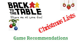 Christmas Themed Games