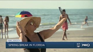 Businesses hope spring break will help them recover